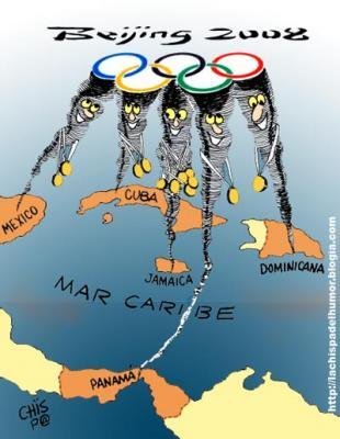 ¡Ciclones del Caribe azotan con fuerza en Beijing!