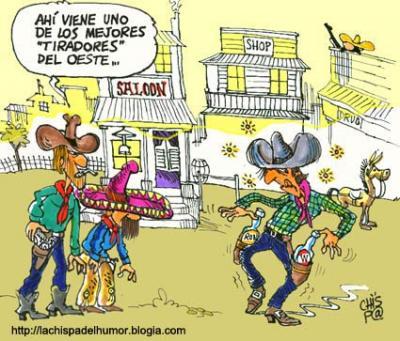 """Otro del """"far west"""""""