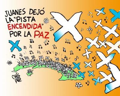 Juanes y la Paz