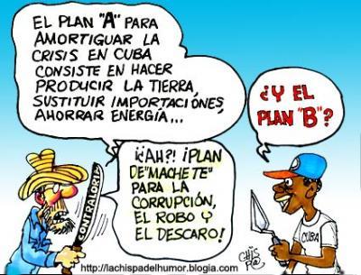 Cuba se enfrenta a la Crisis