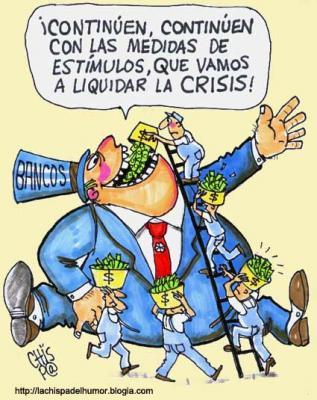 LA CRISIS Y LOS PLANES DE ESTIMULOS