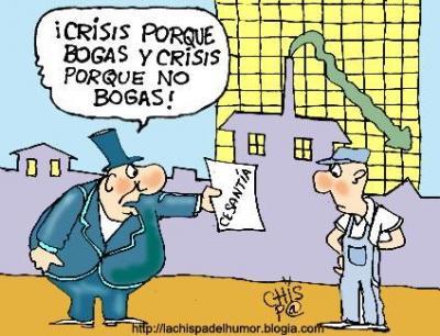 Crisis y desempleo