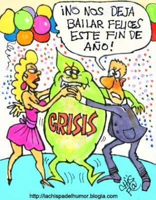 La crisis no perdona