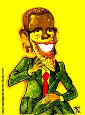 La helada sonrisa de Obama