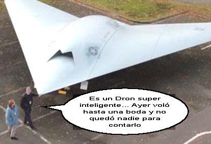 LOS DRONES Y LA HIPOCRESÍA