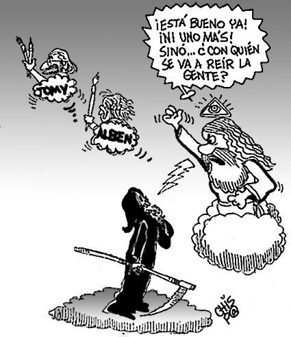DOS SENSIBLES PÉRDIDAS