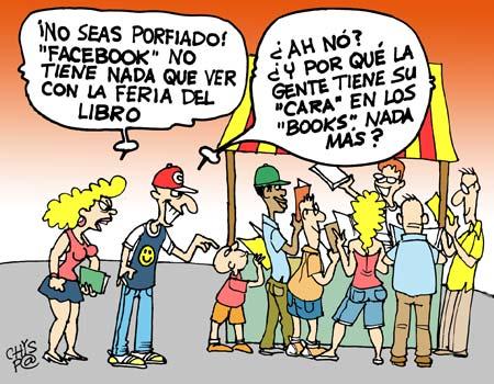 Cuatro vistazos a la Feria del Libro