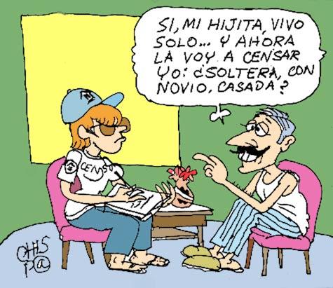 Termina el censo del 2012 en Cuba